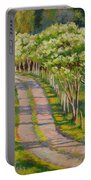 Dogwood Allee Portable Battery Charger