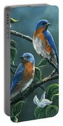 Dogwood Blues Portable Battery Charger