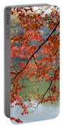 Dogwood Tree Portable Battery Charger