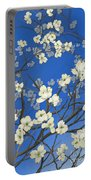 Dogwood Trees Portable Battery Charger