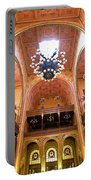 Dohany Synagogue In Budapest Portable Battery Charger
