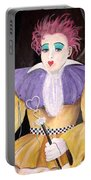Dollydoll Of Hearts Portable Battery Charger