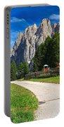 Dolomiti - Gardecia With Catinaccio Mount Portable Battery Charger