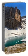 Dolomiti - Pisciadu Lake Portable Battery Charger