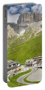 Dolomiti - Pordoi Pass Portable Battery Charger
