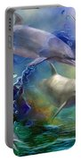 Dolphin Dream Portable Battery Charger