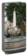 Dolphinfountain - Aix En Provence Portable Battery Charger