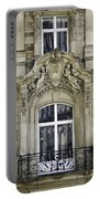 Dom Hotel Balcony Window Cologne Germany Portable Battery Charger