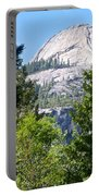 Dome Next To Half Dome Seen From Yosemite Valley-2013 Portable Battery Charger
