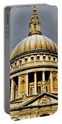 Dome Of St. Paul's Cathedral Portable Battery Charger