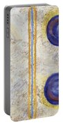 Domino Three Abstract Portable Battery Charger
