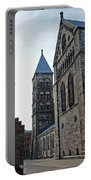 Domkyrkan Lund Se 11 Portable Battery Charger