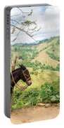 Donkey And Hills Portable Battery Charger