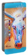 Jack's Other Girl - Burro - Donkey Portable Battery Charger