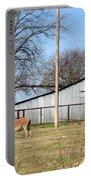 Donkey Lebanon In Oklahoma Portable Battery Charger