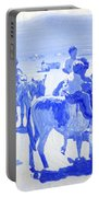 Donkey's On The Beach Portable Battery Charger