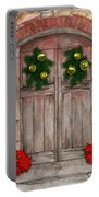 Door - Christmas 4 Portable Battery Charger