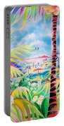 Door To The Paradise Portable Battery Charger