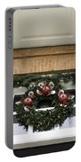 Door Trim Governors Palace Portable Battery Charger