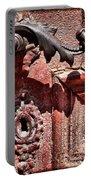 Doorknob Vintage Mechanism Portable Battery Charger