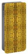 Doors Zanzibar Saffron Portable Battery Charger