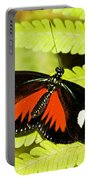 Doris Longwing Butterfly Portable Battery Charger