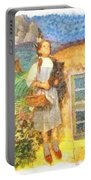 Dorothy And Toto  Portable Battery Charger