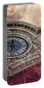 D'orsay Clock Paris Portable Battery Charger