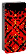Dot Invasion Portable Battery Charger