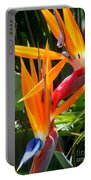 Double Bird Of Paradise - 2 Portable Battery Charger