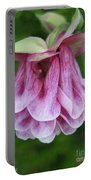 Double Columbine Named Pink Tower Portable Battery Charger