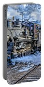 Double Header Nevada Northern Railway #1 Portable Battery Charger