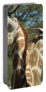 Giraffes With A Twist Portable Battery Charger