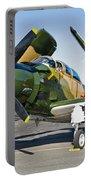 Douglas Ad-5 Skyraider Attack Aircraft Portable Battery Charger