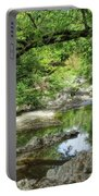 Down By The Creek Portable Battery Charger