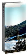 Down In The Valley Triptych Portable Battery Charger