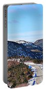 Down To The Sea - Oceanview - Hillview Portable Battery Charger