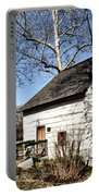 Downingtown Log House 1701 Portable Battery Charger