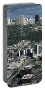 Downtown Anchorage Alaska Portable Battery Charger