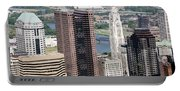 Downtown Columbus Portable Battery Charger