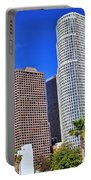 Downtown Los Angeles Portable Battery Charger