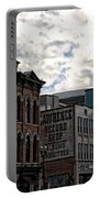 Downtown Nashville Portable Battery Charger