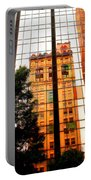 Downtown Reflection Portable Battery Charger