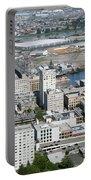 Downtown Tacoma Washington Portable Battery Charger