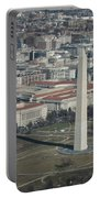 Downtown Washington Dc Portable Battery Charger