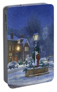Downtown Woodstock Portable Battery Charger