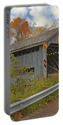 Doyle Road Covered Bridge Portable Battery Charger