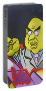 Dr Evil Portable Battery Charger