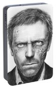 Dr. Gregory House - House Md Portable Battery Charger
