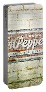 Dr Pepper-good For Life Portable Battery Charger